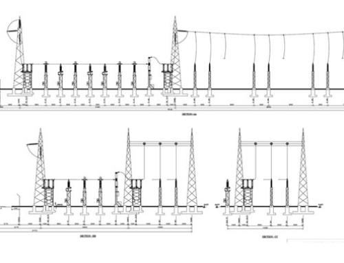 Ingeniería de detalle para subestación Beco 40kW