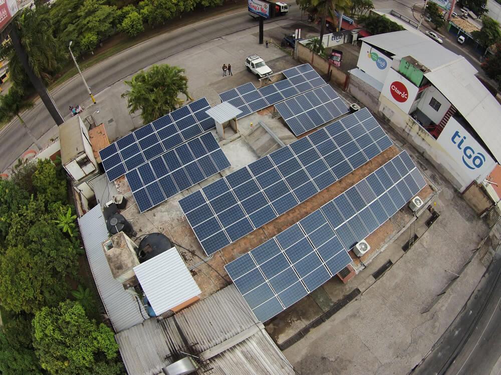 Sistema De Autoproducción Solar Fotovoltaico Restaurante Tony's Mar