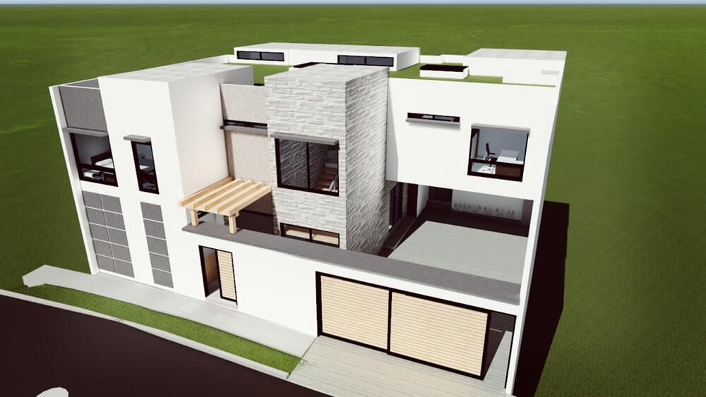 Proyecto Residencia Grupo Buraol Altos del Trapiche - PROTEGER