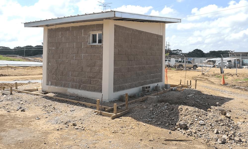 Construcción de tres edificios Scatec Solar Grupo Proteger -2