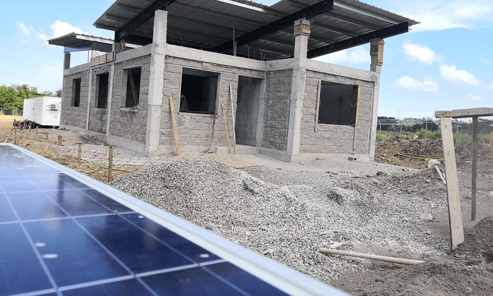 Construcción de tres edificios Scatec Solar Grupo Proteger -3