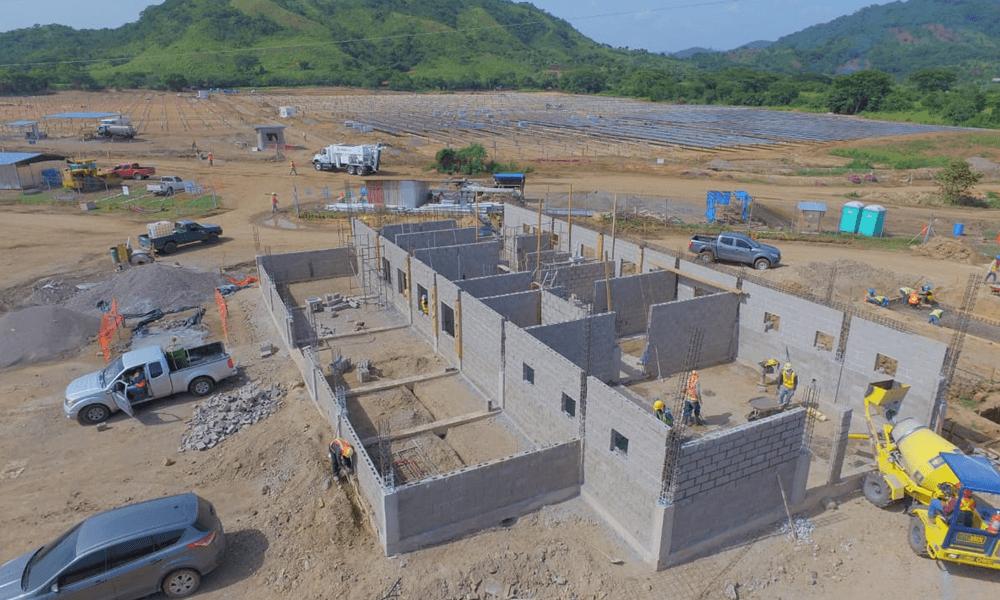 Construcción de tres edificios Scatec Solar Grupo Proteger -4