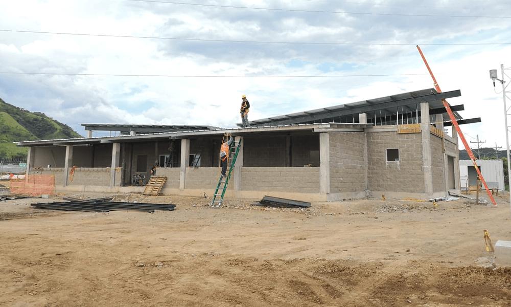 Construcción de tres edificios Scatec Solar Grupo Proteger -5