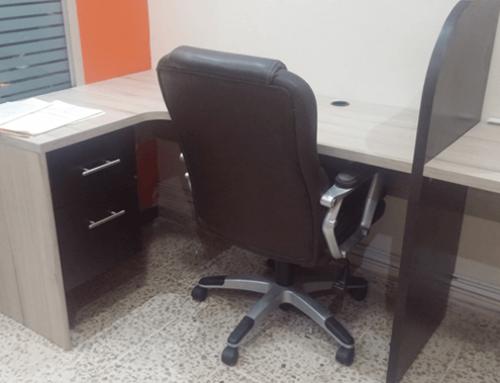 Diseño y fabricación de mobiliario de COINVIERTA