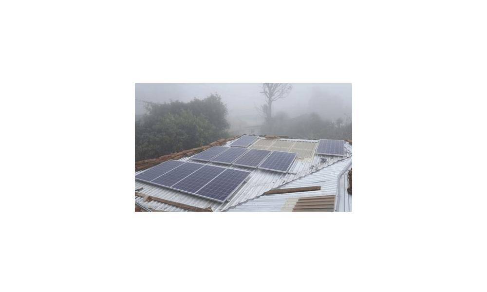Suministro e instalación de autoproducción de energía en residencias Grupo Proteger - 1